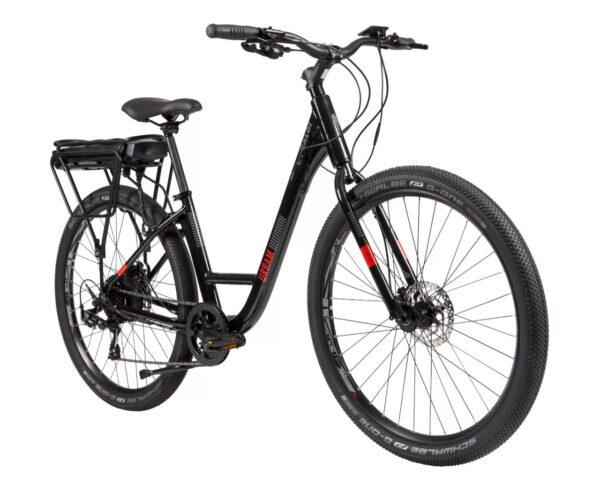 Bicicleta Caloi Easy Rider E-Vibe Urbam Preto/Laranja 1